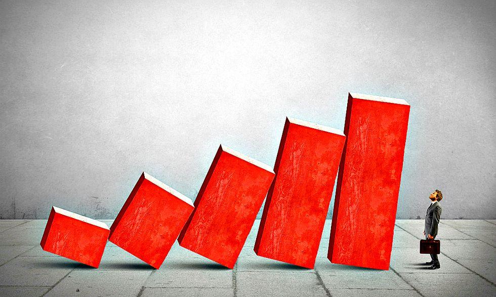 Il Pil nel terzo trimestre a +0,9% rispetto all'anno scorso