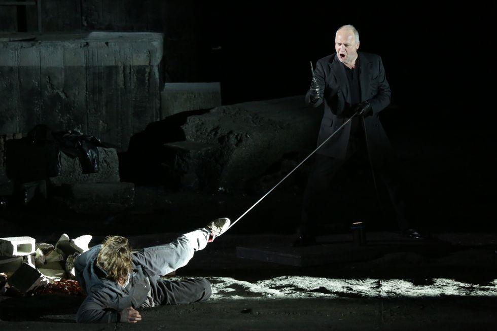 Fidelio alla Scala: lo vedranno 10 milioni di spettatori - Le foto delle prove