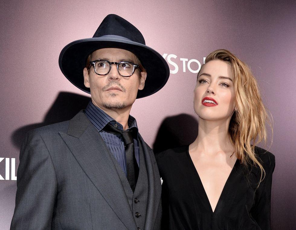 Johnny Depp e Amber Heart: il matrimonio si allontana