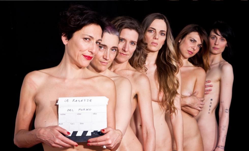 Le ragazze del porno: a Milano in 500 ai casting