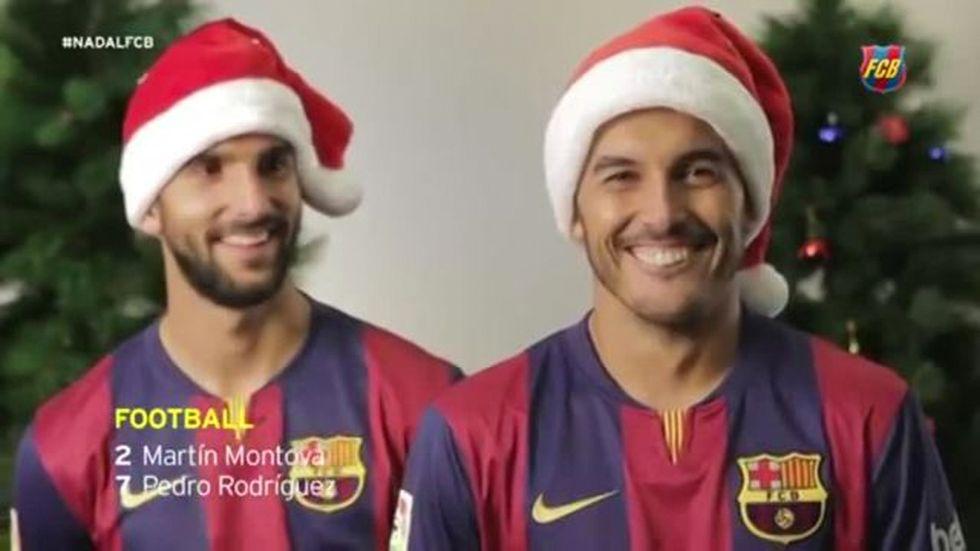 Pedro e il... danno di Natale