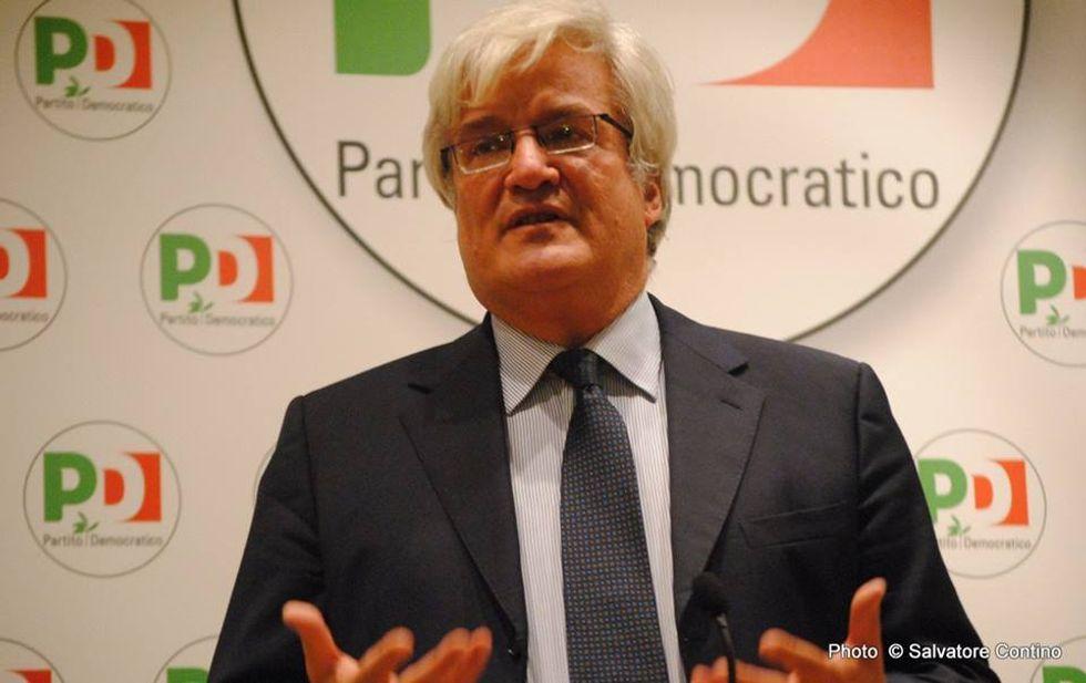 La lettera d'addio del segretario del PD Roma