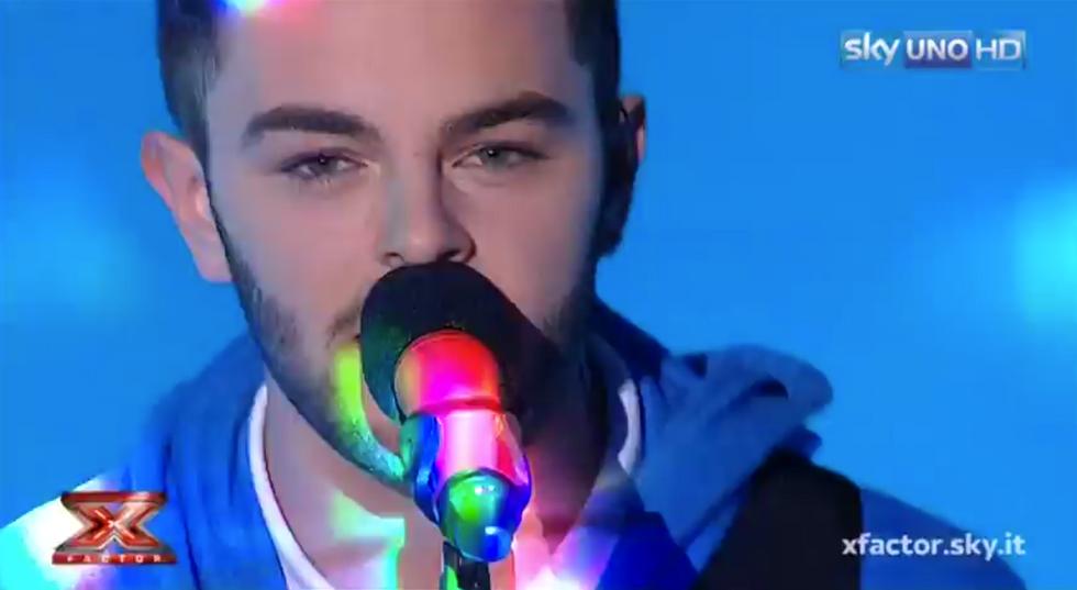X Factor 8: Lorenzo Fragola e le pagelle del 4 dicembre
