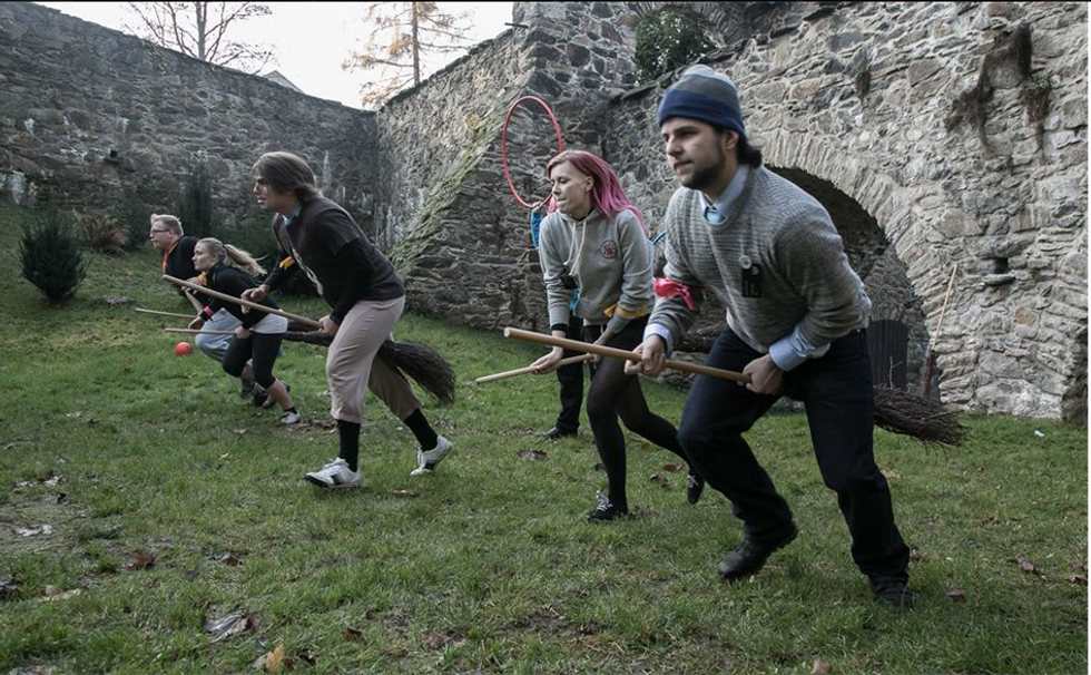 Hogwarts esiste: in Polonia il primo college per aspiranti maghi