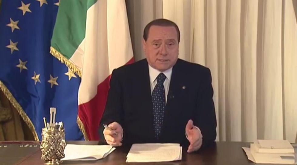 È tornato Berlusconi