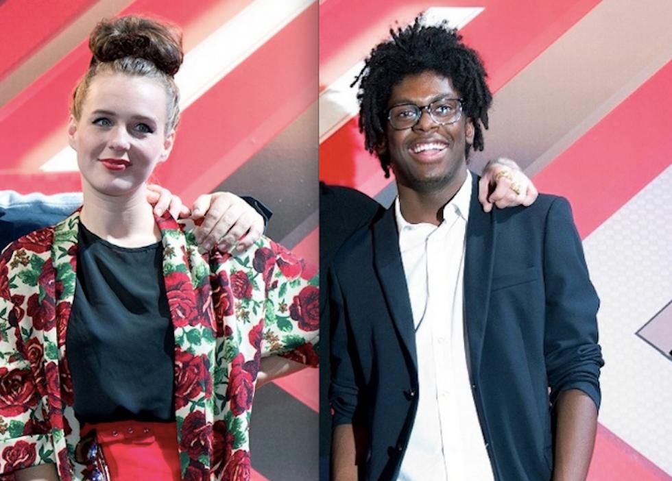 """X Factor 8. Emma e Leiner: """"Che soddisfazione cantare l'inedito"""""""
