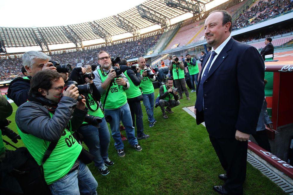 Benitez, l'alibi dei fatturati e il Napoli in crisi