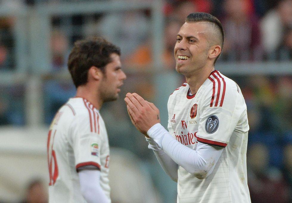 Il Milan senza gioco e attaccanti: dietro Menez il nulla