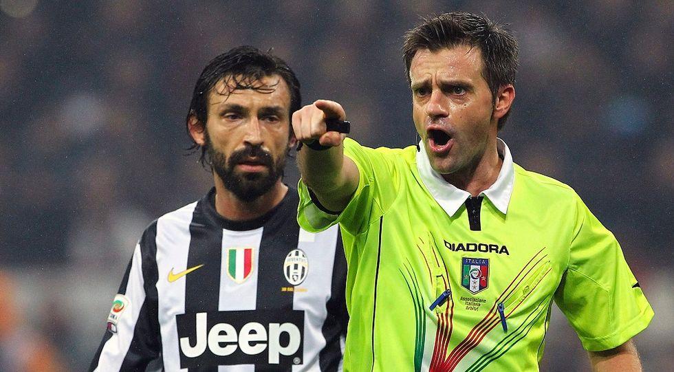 Fiorentina - Juventus 0-0: la moviola in diretta