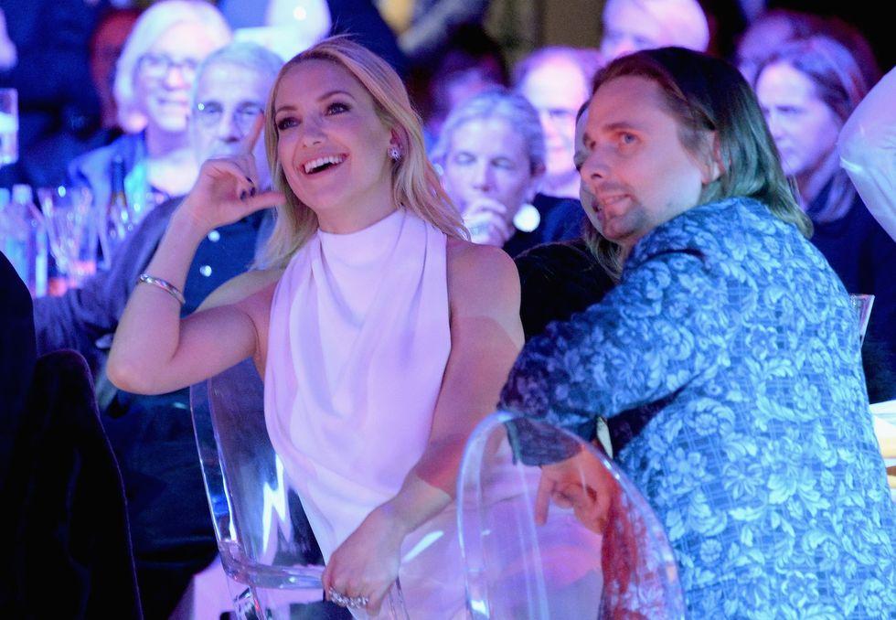 Kate Hudson e Matthew Bellamy, storia d'amore al capolinea
