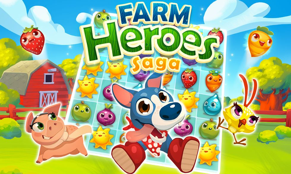 Farm Heroes Saga: 5 trucchi per vincere + 1 video