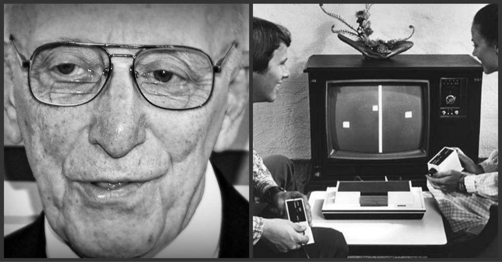 Addio a Ralph Baer, l'inventore della console