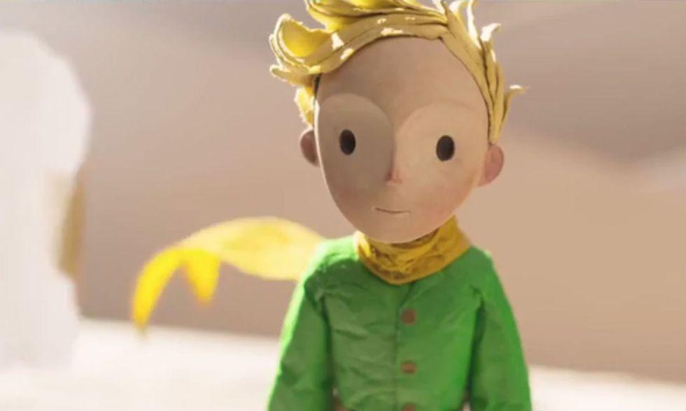 Il Piccolo Principe, il film d'animazione di Mark Osborne: trailer