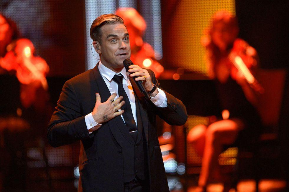 "Robbie Williams: a novembre l'album ""Heavy entertainment show"""
