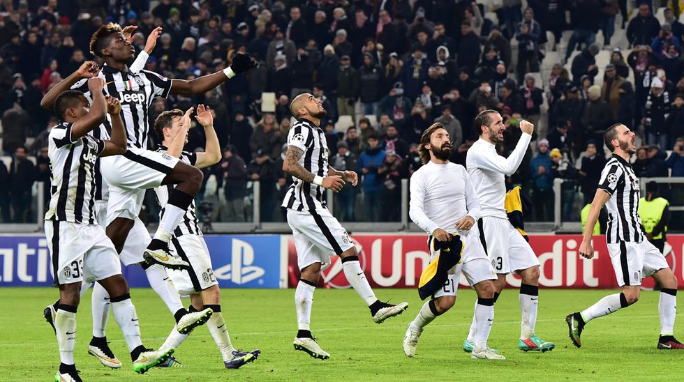 Juventus-Atletico Madrid 0-0: la moviola in diretta