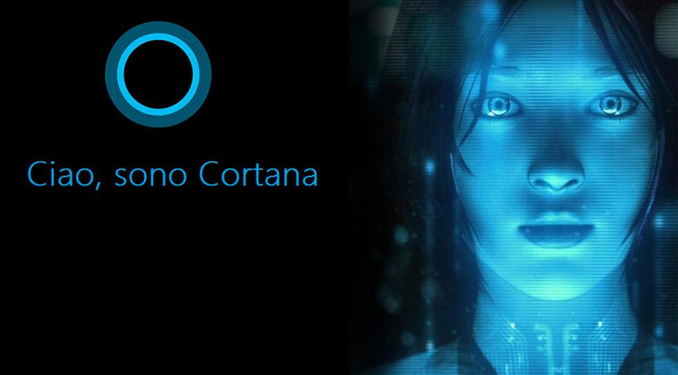 Adesso Cortana parla italiano