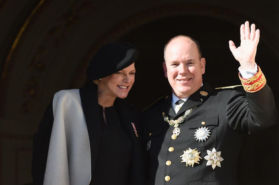 Charlène Wittstock e Alberto di Monaco sono genitori: nato l'erede al Principato