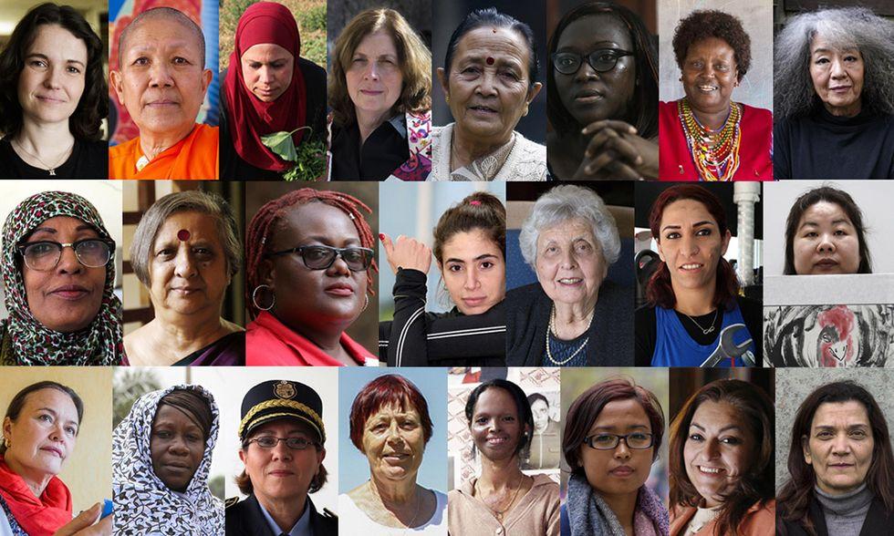 Donne nel mondo che cambiano il mondo delle donne