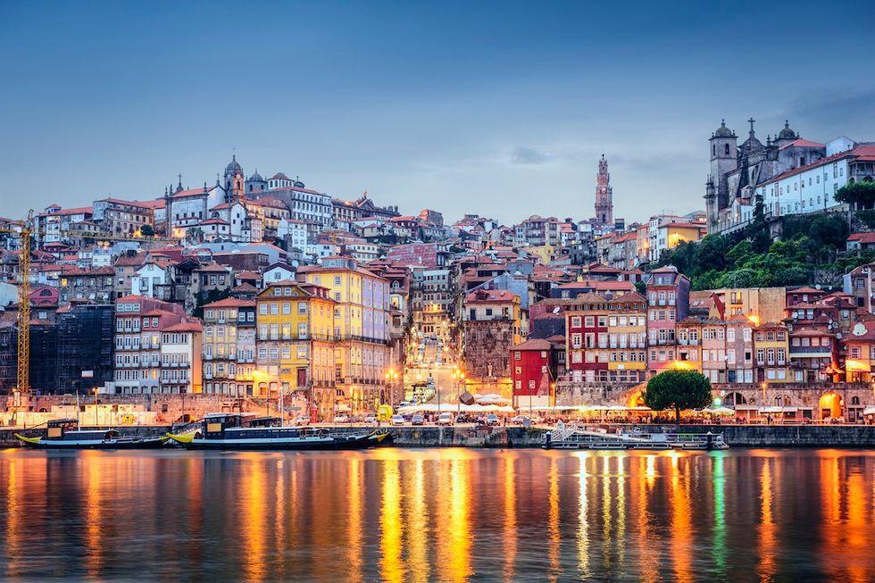 E' Porto, secondo i turisti, la migliore destinazione d'Europa