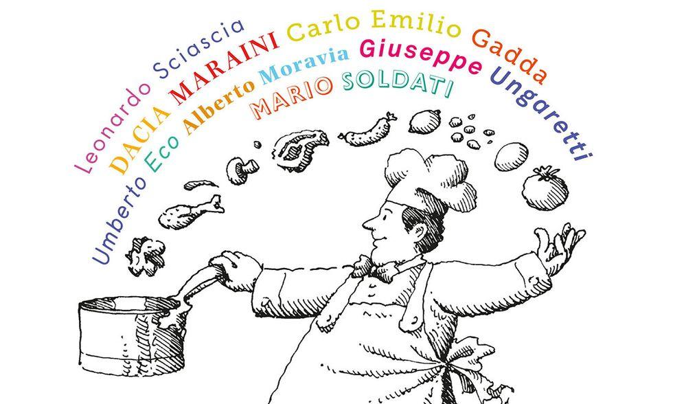 Mangiarsi le parole. 101 ricette d'autore a cura di Luca Clerici