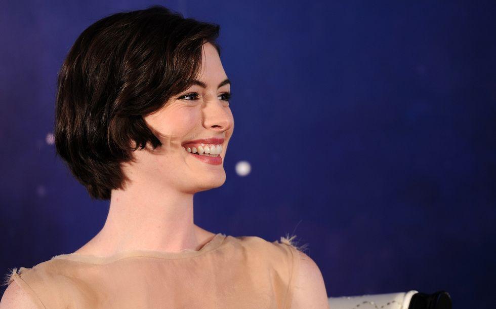 """Anne Hathaway: """"La dieta vegana mi aveva indebolita"""""""