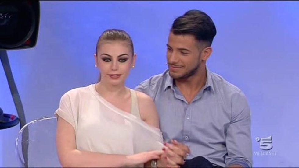 Uomini e Donne: Aldo e Alessia si sposano