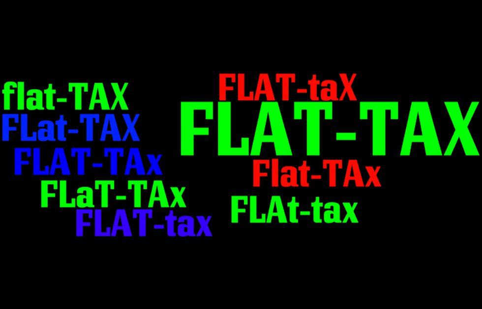 Flat tax: perché può essere una tassa equa