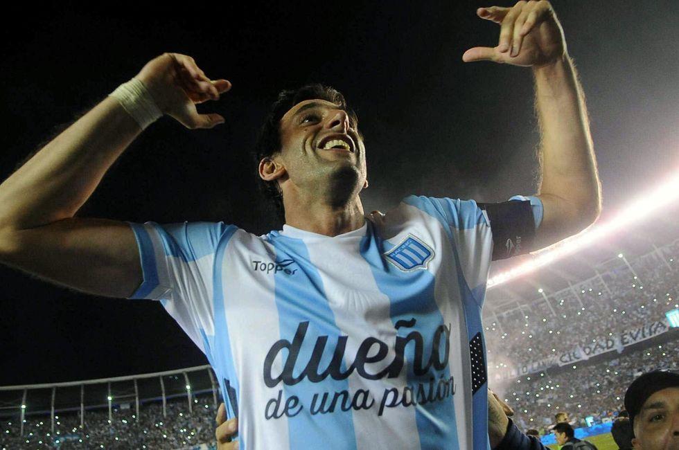 Milito vince il campionato argentino