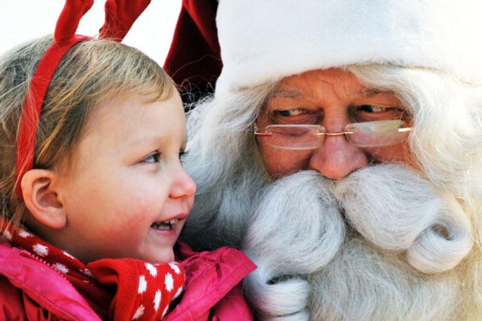 Babbo Natale esiste davvero
