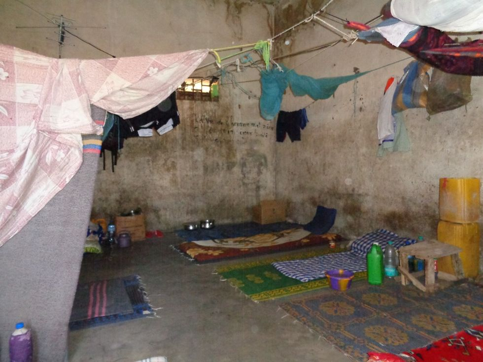 Niger, se la speranza viene dal carcere. Le foto