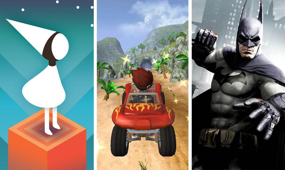 I migliori giochi Android del 2014