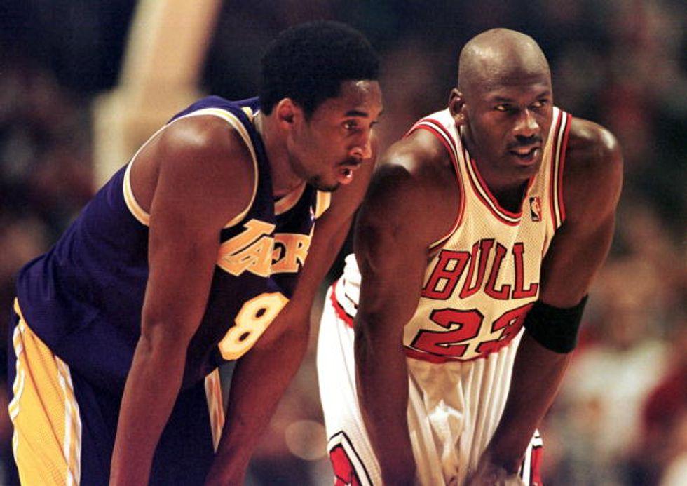 Bryant più forte di Jordan? La risposta nelle percentuali