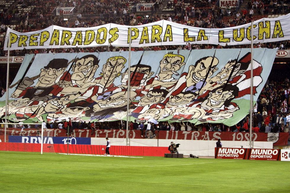 Retata anti-ultras in Spagna: in carcere 30 tifosi dell'Atletico Madrid