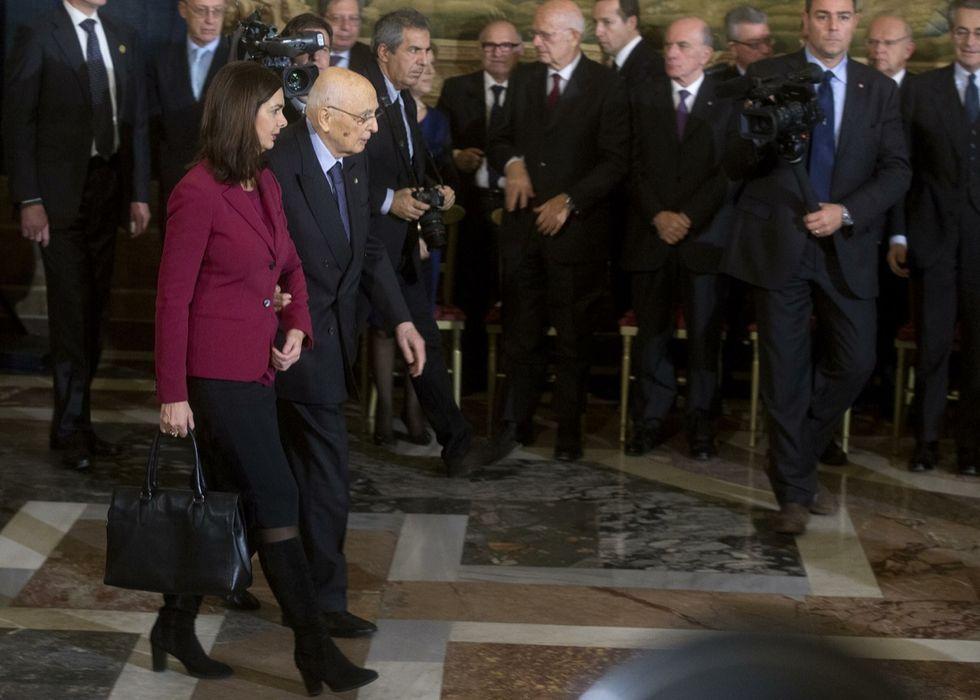 Il senso dello Stato nel discorso di Giorgio Napolitano