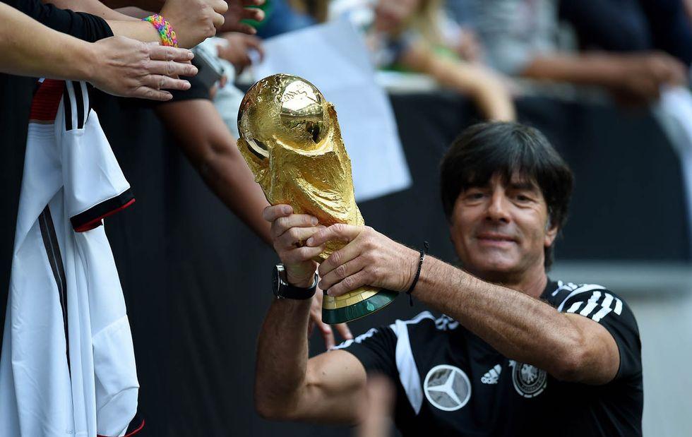 La Germania chiede gli Europei di calcio 2024