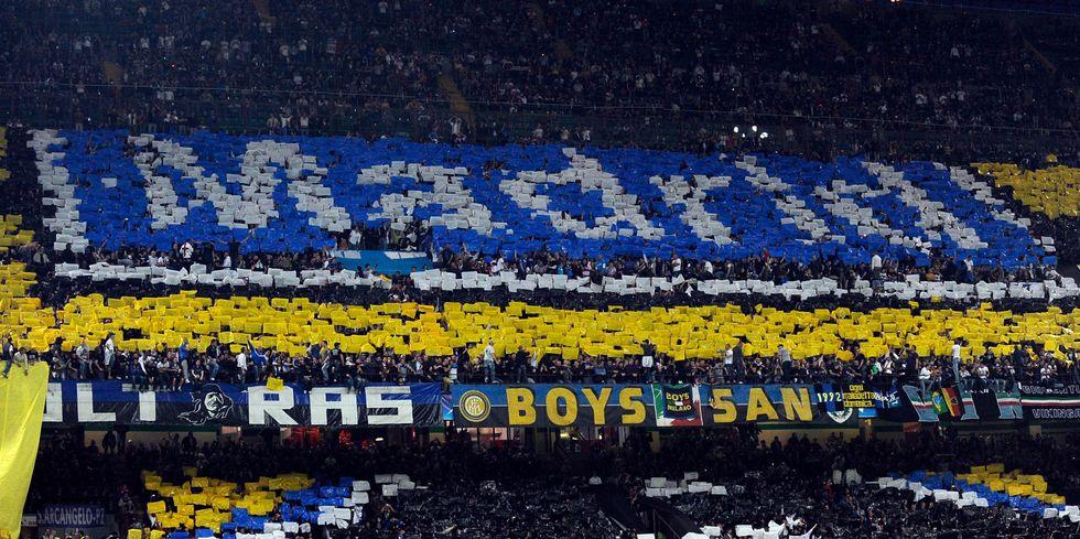 L'Inter vuole un San Siro da 55 mila spettatori. Ad averceli...