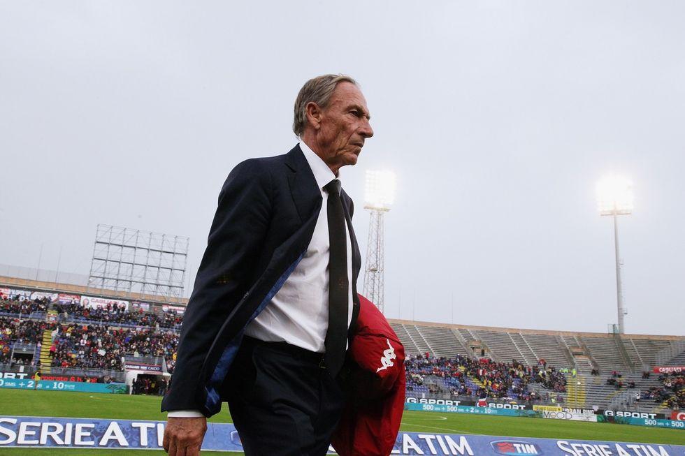 Zeman, ultima corsa: esonerato dal Cagliari (e sono dieci)