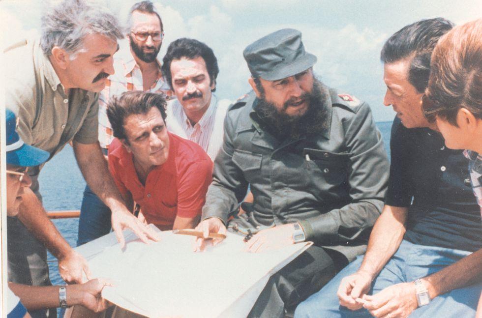 Quando i cubani si divertivano con gli yankee
