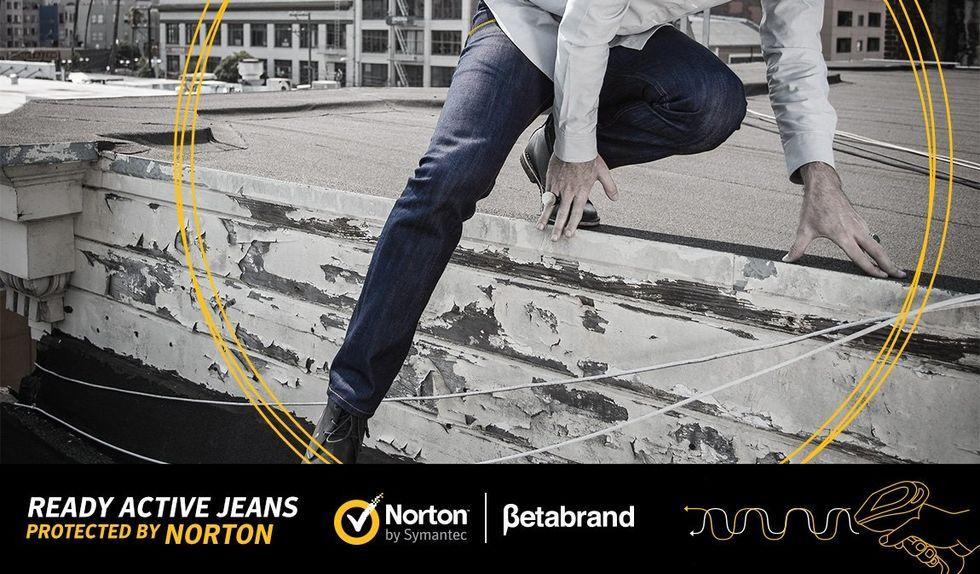 Symantec inventa i primi jeans anti-hacker