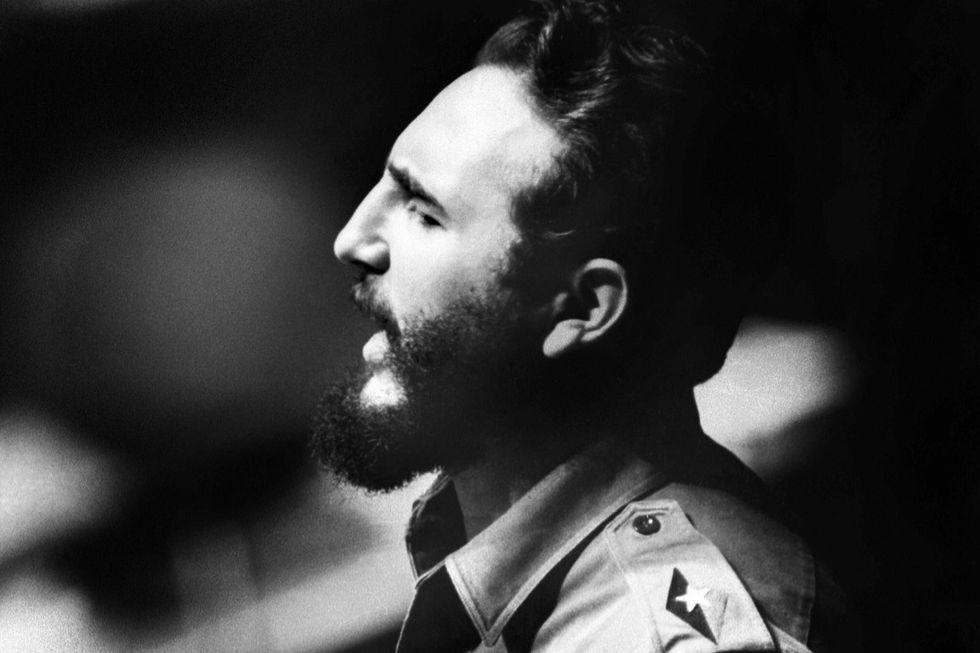 Fidel Castro: le frasi celebri