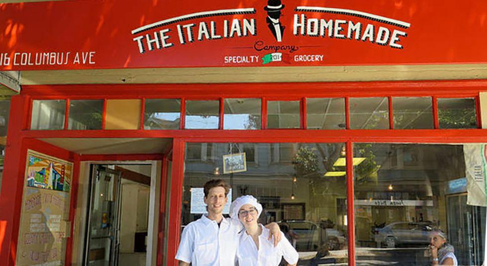 La pasta fresca italiana alla conquista dell'America