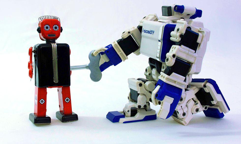 I robot che hanno fatto la storia