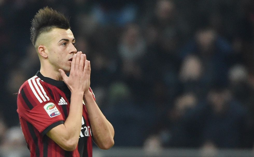 "Inzaghi: ""El Shaarawy non si muove dal Milan"""
