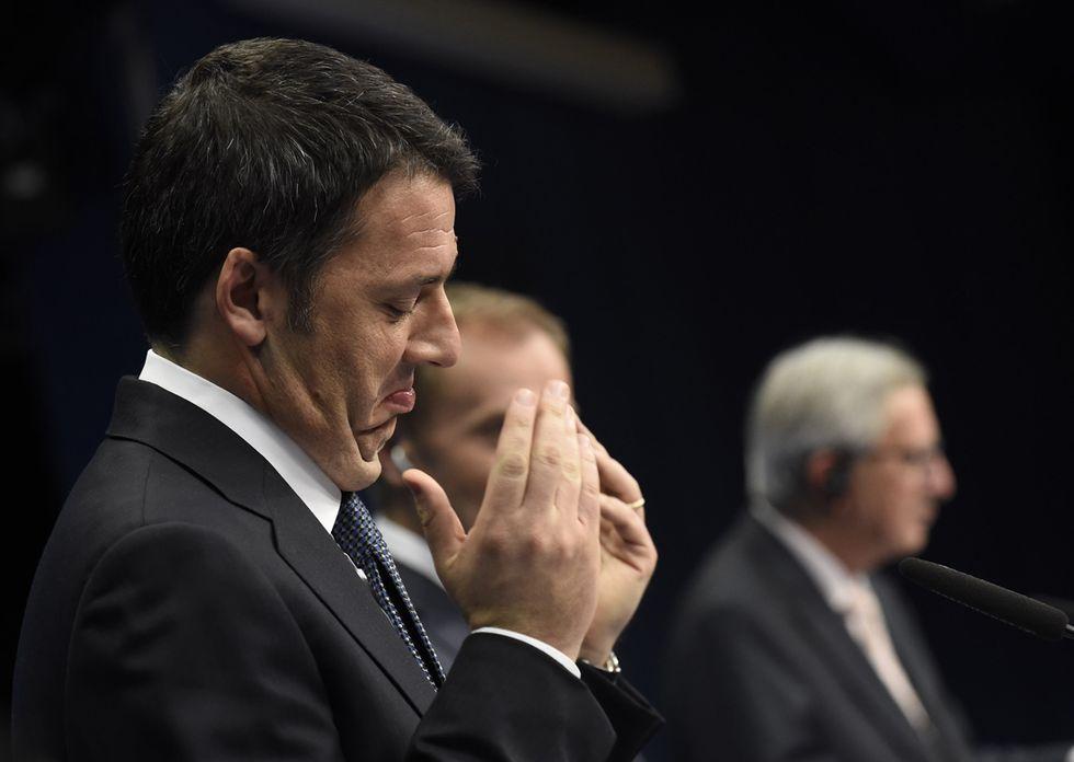 Ue: il fallimento della presidenza italiana