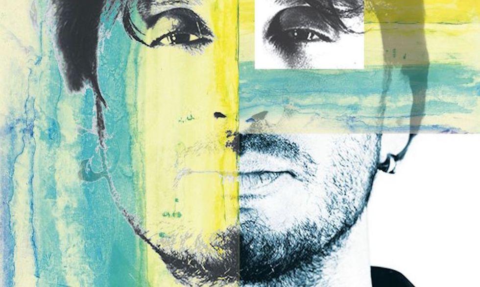 """Un particolare della cover di """"Pace"""", il nuovo album di Fabrizio Moro nei negozi da venerdì 10 marzo"""