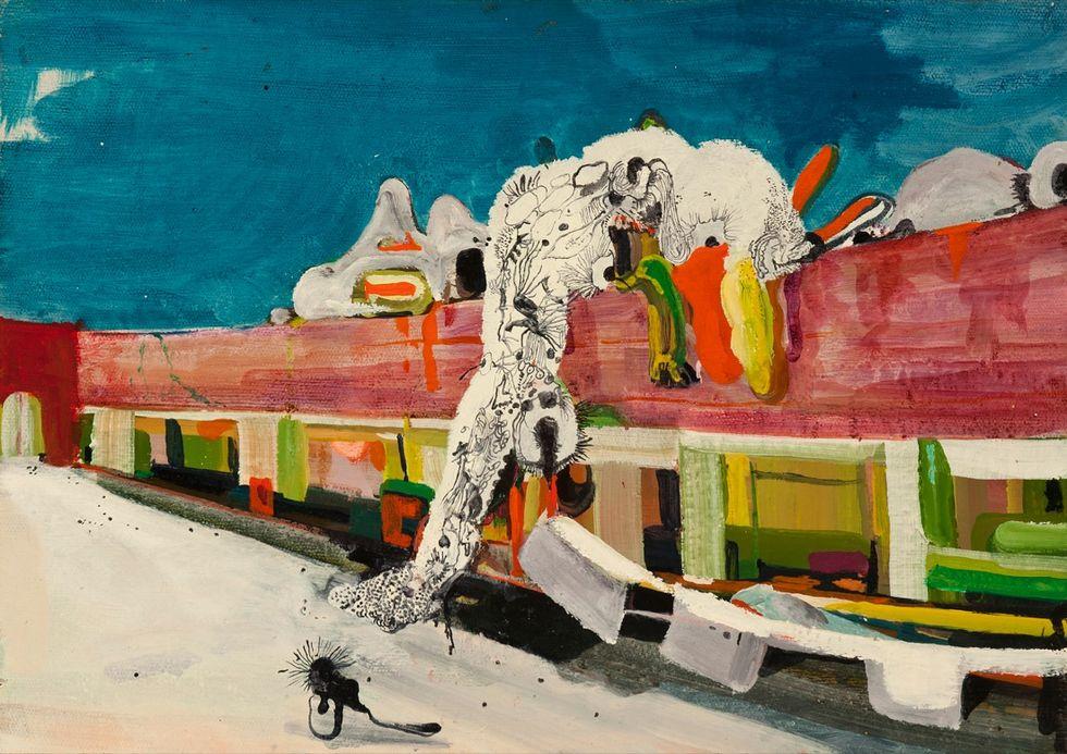 Santi Moix - Brooklyn Studio