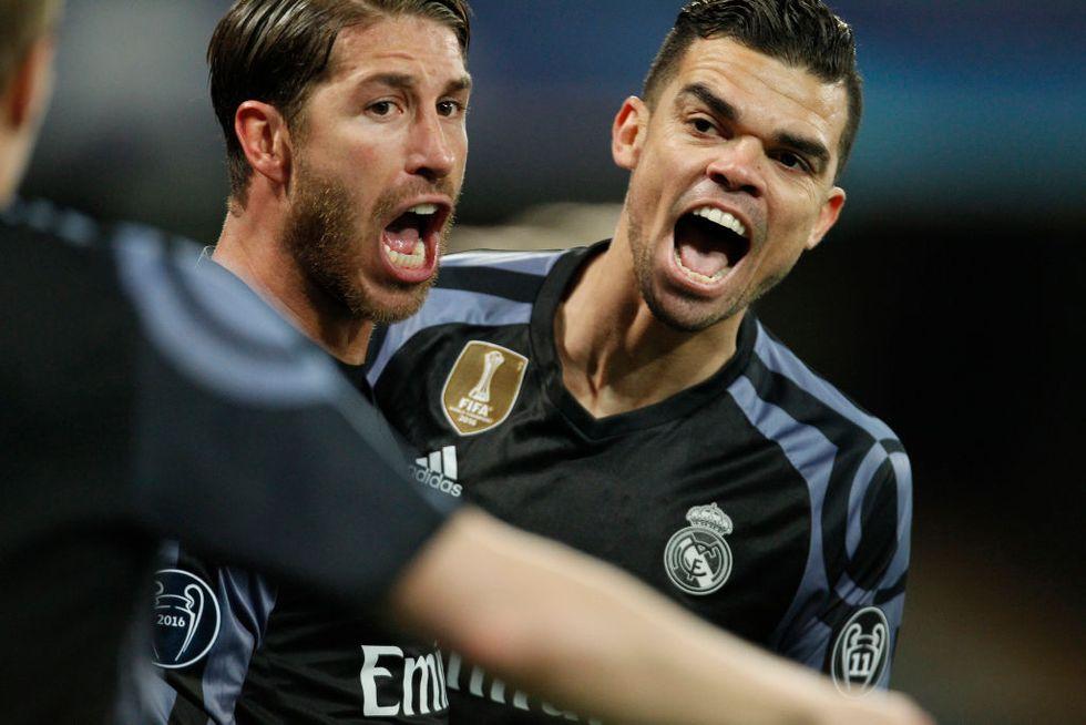 Napoli-Real Madrid 1-3: Ramos gela il San Paolo, fine del sogno