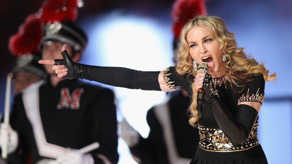 """Madonna: la tracklist del nuovo disco, """"Rebel heart"""""""