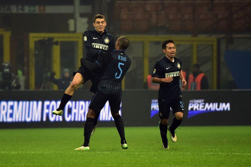 Inter - Lazio 2-2, la moviola in diretta