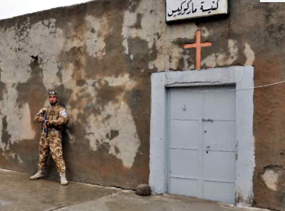 Iraq: cristiani in armi